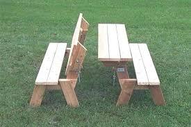 folding tables plans wood