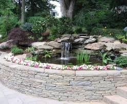 Small Picture 2546 best PONDS images on Pinterest Garden ideas Landscaping
