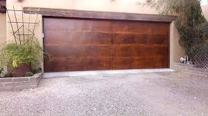 how to paint a metal garage door unique rustic garage doors best paint roller for metal