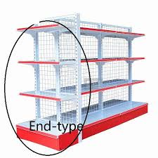 gondola display rack shelves of supermarket and convenient end type office furniture metro manila philippines ching19