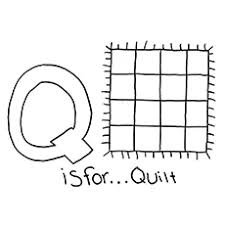 Top 10 Free Printable Letter Q Coloring Pages Online & Q For Quilt Coloring Sheet Adamdwight.com