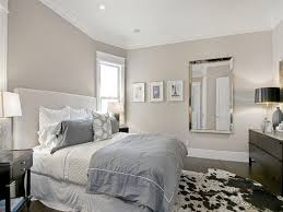 Neutral Colors For Small Bedroom To Make A Small Bedroom Look Bigger With  Large Wall Mirror Ideas