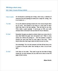 How To Plan A Story Template 3 Short Story Outline Templates Free Premium Templates