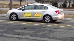rahway nj mvc road test driving service