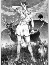 пин от пользователя Anastasia Kovtun на доске тату Artemis Goddess