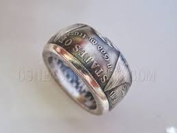 Coin Ring Hole Size Chart Oshea Coin Rings The Tools Of Hand Made Coin Ring Making