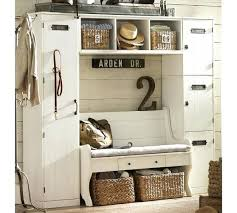 pottery barn entryway furniture. Pottery Barn Entryway Bench Modular Family Locker System With  Storage Pottery Barn Entryway Furniture