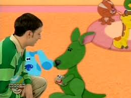 Blues Clues Green Puppy Plush Lincoln Loud Saves Leafyishere The
