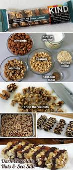 homemade kind bar copycats 8 varieties easy and inexpensive theyummylife