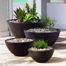... Large Plant Pots Large Outdoor Planters For Trees Corner Plant Pots Pot  Oval Large ...