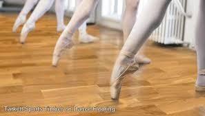 is wood flooring suitable for dance studios gyms and ballroom despite the fact that solid timber flooring requires a lot of work and cost in terms of
