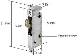 exterior locks for sliding glass doors. the important thing with mortised locks, and any sliding glass door lock really, is getting right description by taking dimensions or, even better exterior locks for doors n