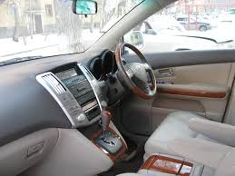 2006 Toyota Harrier Wallpapers, 3.5l., Gasoline, Automatic For Sale