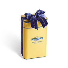 image for signature gold gift box 15 pc 2 flavor mix from ghirardelli