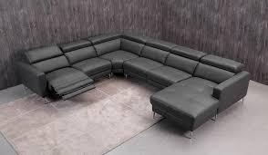 certosa electric recliner u shape sofa