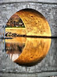 water reflection photography. breathe easy (crescentmoon06: kemer by *mustafasezer) | beautiful landscapes pinterest bridge, beauty photos and kemer water reflection photography