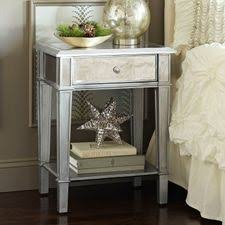 Mirrorred furniture Ssf Hayworth Mirrored Silver Nightstand Homesdirect365 Mirrored Furniture Mirrored Dresser Mirrored Nightstand Pier