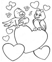 Fun Cute Coloring Pages