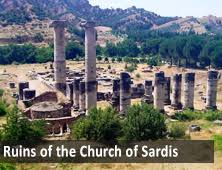 Image result for church in Sardis