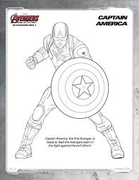 Small Picture Coloring Pages Avengers Black Widow Coloring Page Free Printable