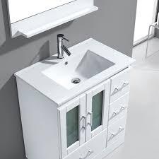 white single sink bathroom vanities. Avola Inch Modern Single Sink Bathroom Vanity White Finishes Vanities