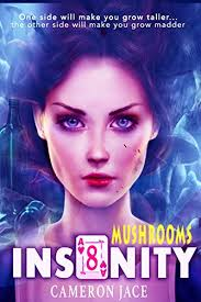 mushrooms insanity book 8 by jace cameron