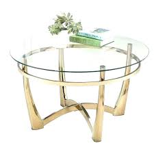gold and glass side table uk glass and gold coffee table round glass gold coffee table