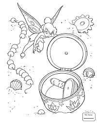 coloring pages for kids Big Hawk cartoons disney fairies ...