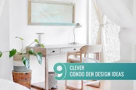 9 clever condo den design ideas