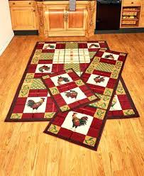 primitive country area rugs country rooster rugs accent runner area functional decorative farmhouse decor furniture direct union nj