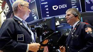 Didi shares fall 20% as China tightens ...