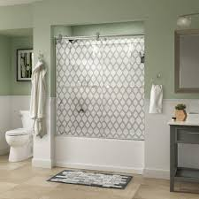 full size of narrow shower curtain bathtub doors vs glass door small enclosures tub walk in