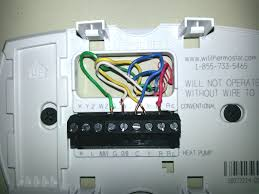 trane thermostat wiring diagram and lux nicoh me Heat Pump Thermostat Wiring Diagrams lux 500 thermostat unique wiring diagram for heat inside