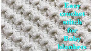 Easy Baby Blanket Crochet Patterns New Design Ideas