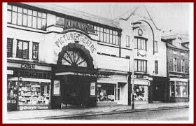 Image result for photo of Duncairn cinema and pub Belfast