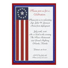patriotic invitations templates personalized military invitations custominvitations4u com