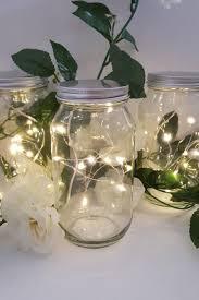 Lights For Glass Vases 5 Sets Warm White Micro Led Seed Vine Vase Lights Wedding