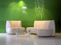 Wandgestaltung Grün Freshouse