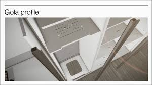 Система профилей для мебели без <b>ручек</b> Gola <b>Profile</b> - YouTube