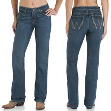 Ladies Casual Clothing Wrangler Womens Ultimate Riding