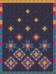Easy twin quilt pattern. Falling Stars Quilt Pattern QN-045 by The ... & Easy twin quilt pattern. Falling Stars Quilt Pattern QN-045 by The Quilt  and Needle - Jessica Smith. Check out our applique quilt patterns. ... Adamdwight.com