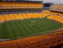 Stadium Series Heinz Field Seating Chart Heinz Field Section 507 Seat Views Seatgeek