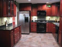 Kitchen Color Kitchen Paint Colors With Cherry Cabinets Awesome
