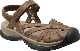 keen rose leather sandals thumbnail 3