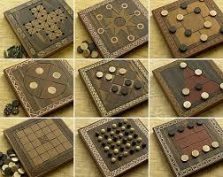 Homemade Wooden Board Games DIY Game board Christmas Gifts to start now Games Pinterest 89