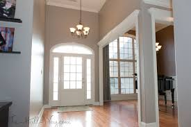Foyer Wall Colors Foyer Stone Lion Sherwin Williams Paint Paint Colors Brand