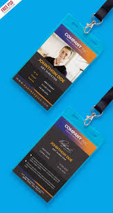 Free Creative Design Templates Free Creative Identity Card Design Template Psd Inspirasi