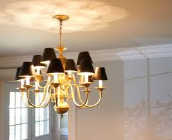black chandelier shades with gold lining chandelier designs from black chandelier shades with gold lining