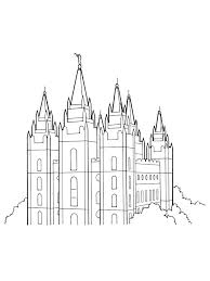 Small Picture Salt Lake City Temple