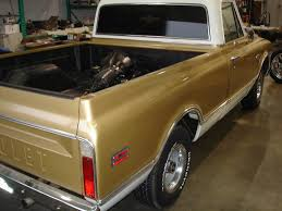 Marks 68 Chevy C10 Â« Wicked Fabrication